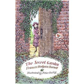 The Secret Garden, Alma Junior Classics (Paperback)