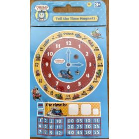 Thomas & Friends: Tell the Time Magnets