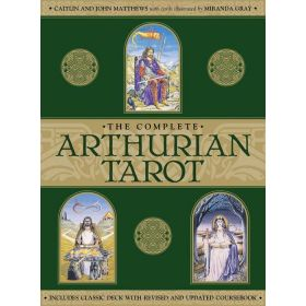 Complete Arthurian Tarot, Boxed Kit (Cards)