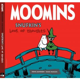 Moomins: Snufkin's Book of Thoughts (Hardcover)