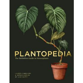 Plantopedia: The Definitive Guide to Houseplants (Hardcover)
