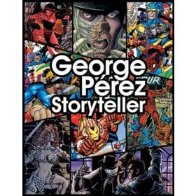 George Perez Storyteller (Hardcover)