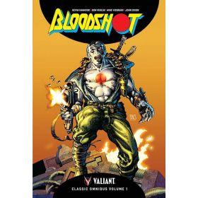 Bloodshot Classic Omnibus Vol. 1 (Hardcover)