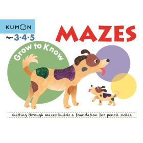 Grow-to-Know: Mazes (Paperback)