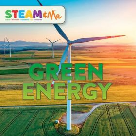 Green Energy: STEAM & Me (Hardcover)