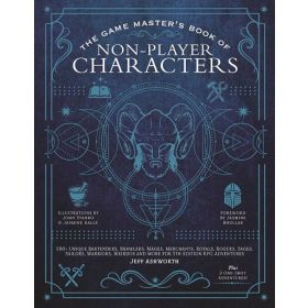 The Game Master's Book of Non-Player Characters (Hardcover)
