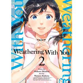 Weathering With You, Vol. 2 (Paperback)