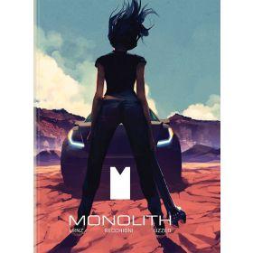 Monolith (Hardcover)
