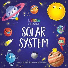Little Genius Solar System (Board Book)