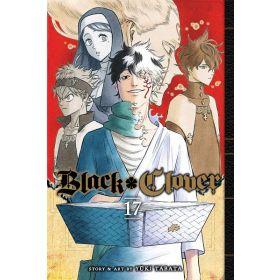 Black Clover, Vol. 17 (Paperback)