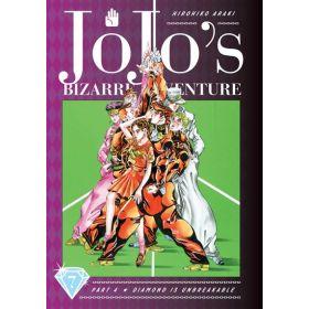 Diamond Is Unbreakable: JoJo's Bizarre Adventure Part 4, Vol. 7 (Hardcover)