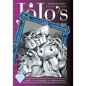 JoJo's Bizarre Adventure: Part 4—Diamond Is Unbreakable, Vol. 8 (Hardcover)