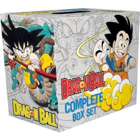 Dragon Ball Complete Box Set: Vols. 1-16 (Paperback)