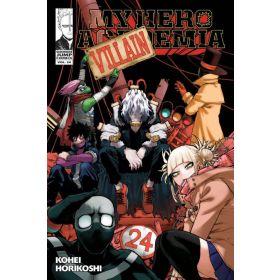 My Hero Academia, Vol. 24 (Paperback)