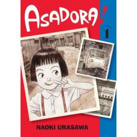 Asadora!, Vol. 1 (Paperback)