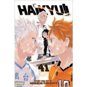 Haikyu!!, Vol. 41 (Paperback)