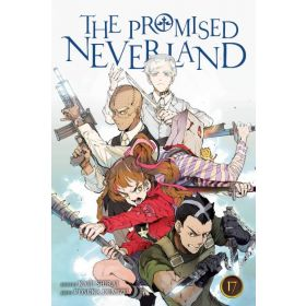 The Promised Neverland, Vol. 17 (Paperback)