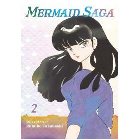 Mermaid Saga Collector's Edition, Vol. 2 (Paperback)
