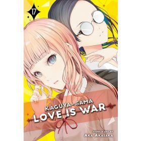 Kaguya-sama: Love Is War, Vol. 17 (Paperback)