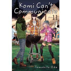 Komi Can't Communicate, Vol. 11 (Paperback)