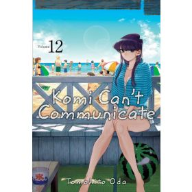 INCOMING- Komi Can't Communicate, Vol. 12 (Paperback)