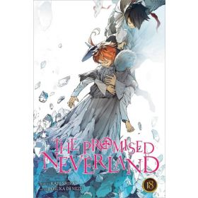 The Promised Neverland, Vol. 18 (Paperback)