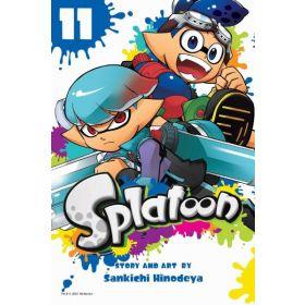 Splatoon, Vol. 11 (Paperback)
