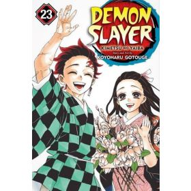 Demon Slayer: Kimetsu no Yaiba, Vol. 23 (Paperback)