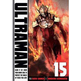 Ultraman, Vol. 15 (Paperback)