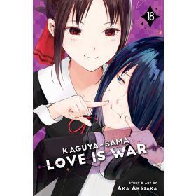 Kaguya-sama: Love Is War, Vol. 18 (Paperback)