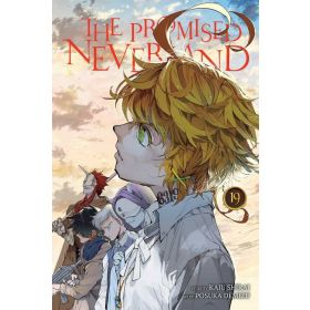 INCOMING- The Promised Neverland, Vol. 19 (Paperback)