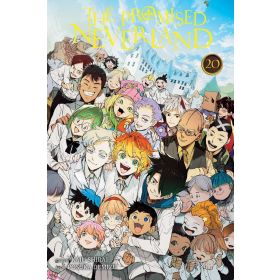 The Promised Neverland, Vol. 20 (Paperback)