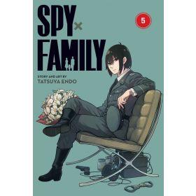 INCOMING- Spy x Family, Vol. 5 (Paperback)