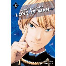 Kaguya-sama: Love Is War, Vol. 20 (Paperback)