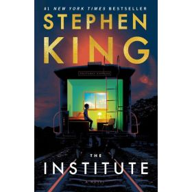 The Institute: A Novel, Export Edition (Mass Market)