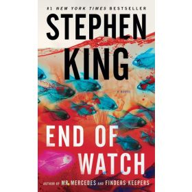 End of Watch: The Bill Hodges Trilogy Book 3, Export Edition (Mass Market)