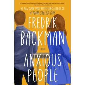 Anxious People, Export Edition (Paperback)