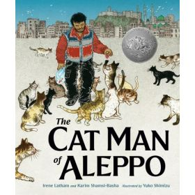 The Cat Man of Aleppo (Hardcover)