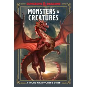 Dungeons & Dragons : Monsters and Creatures (Hardcover)