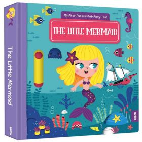The Little Mermaid: My First Pull-the-Tab Fairy Tale (Board Book)