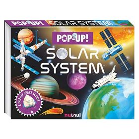 Nature's Pop-Up: Solar System (Hardcover)