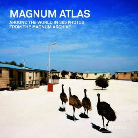 Magnum Atlas: Around the World in 365 Photos from the Magnum Archive (Hardcover)