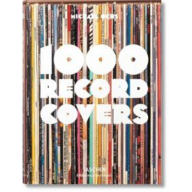 1000 Record Covers, Bibliotheca Universalis (Hardcover)
