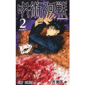 Jujutsu Kaisen Vol. 2, Japanese Text Edition (Paperback)