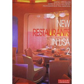 New Restaurants in the USA, Vol. 2 (Hardcover)