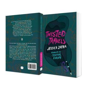 Twisted Travels: Rambles in Central Europe (Paperback)