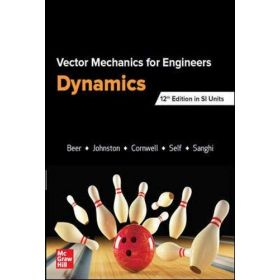 Vector Mechanics for Engineers: Dynamics, SI (Paperback)