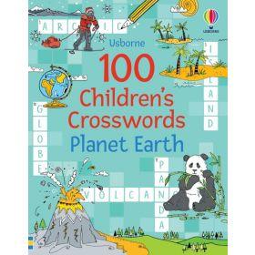 100 Children's Crosswords: Planet Earth (Paperback)