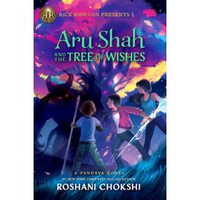 Aru Shah and the Tree of Wishes: A Pandava Novel, Book 3 (Paperback)