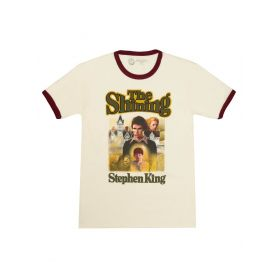 Out of Print: The Shining Unisex Ringer T-Shirt (Medium)